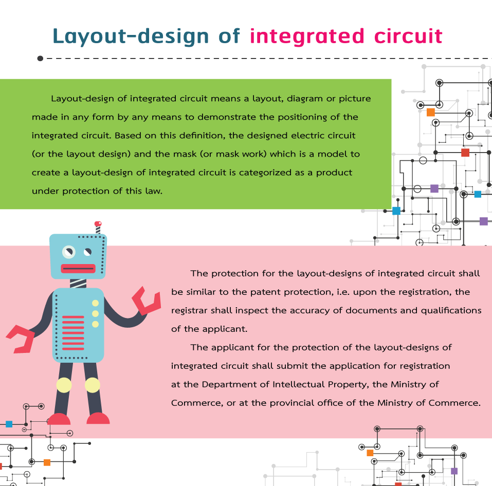 Design Layout Design Of Integrated Circuit
